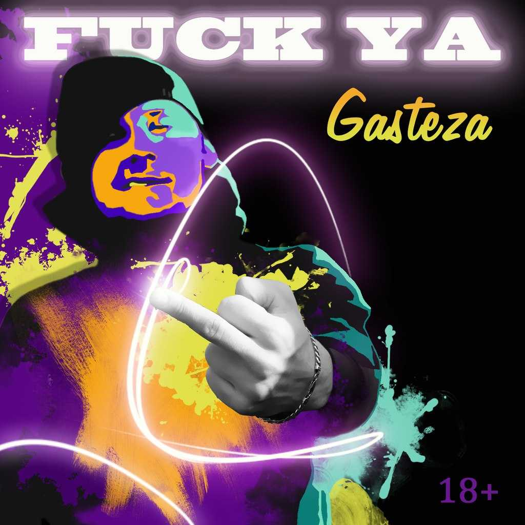 44PRO Представляет. Gasteza — Fuck Ya.