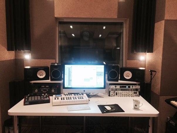 Студия звукозаписи 44 PRODUXURY