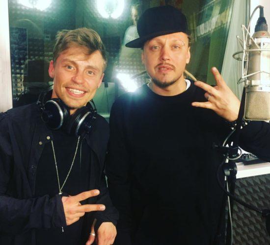 Саша Головин и Димосс