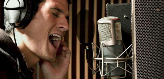 Запись и продюсирование вокала