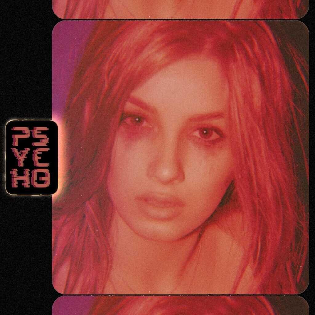 Новый сингл Psycho от Teana